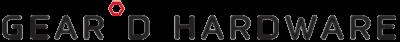Gear'd Hardware logo